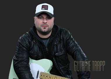 Guthrie Trapp In Studio