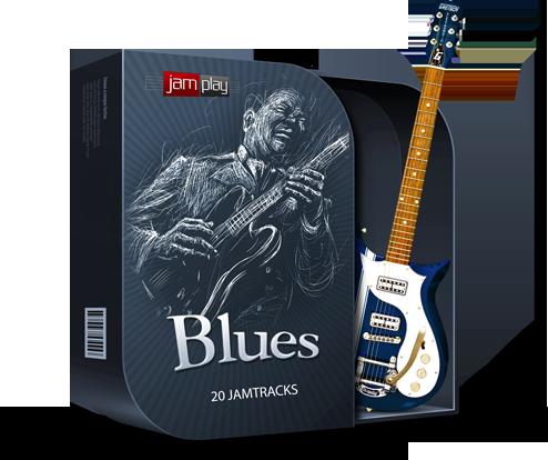 2016 Blues JamTrack Pack - Free