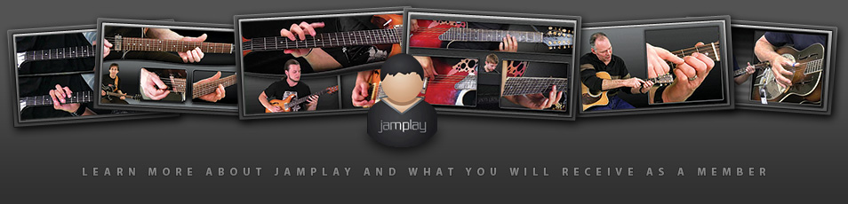 JamPlay Video Lessons