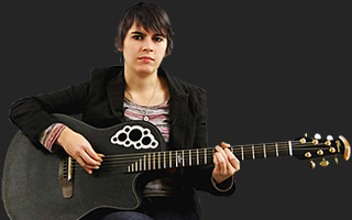 How To Play Playing With Pink Noise By Kaki King Guitar Lesson