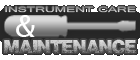 Instrument Care & Maintenance