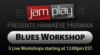 Hawkeye Herman Hosts Workshop