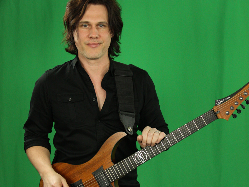 Joel Kosche of Collective Soul Teaches Guitar Lessons at JamPlay
