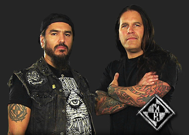 Robb Flynn and Phil Demmel Guitar Lessons
