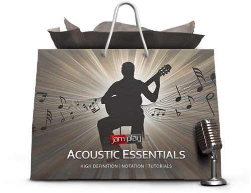 Acoustic Essentials Bundle