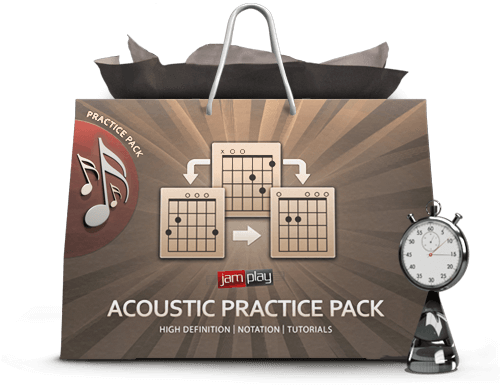 Acoustic Practice Pack Bundle
