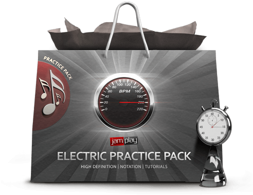 Electric Practice Pack Bundle