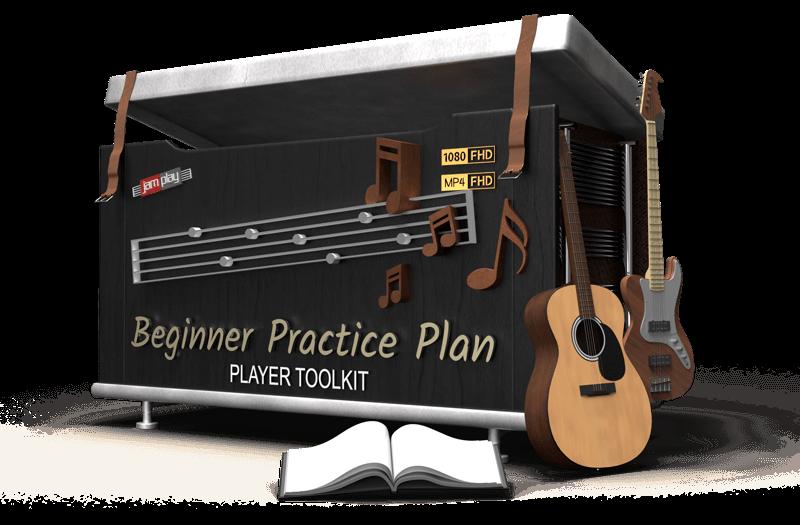 Beginner Practice Plan