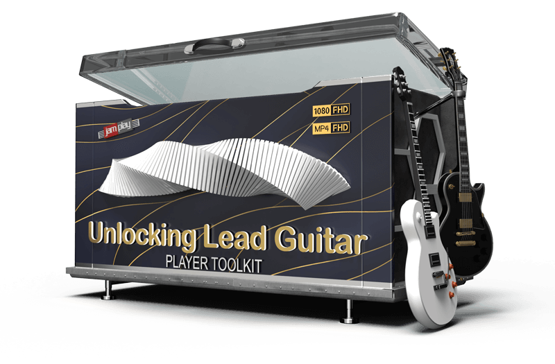 Unlocking Lead Guitar