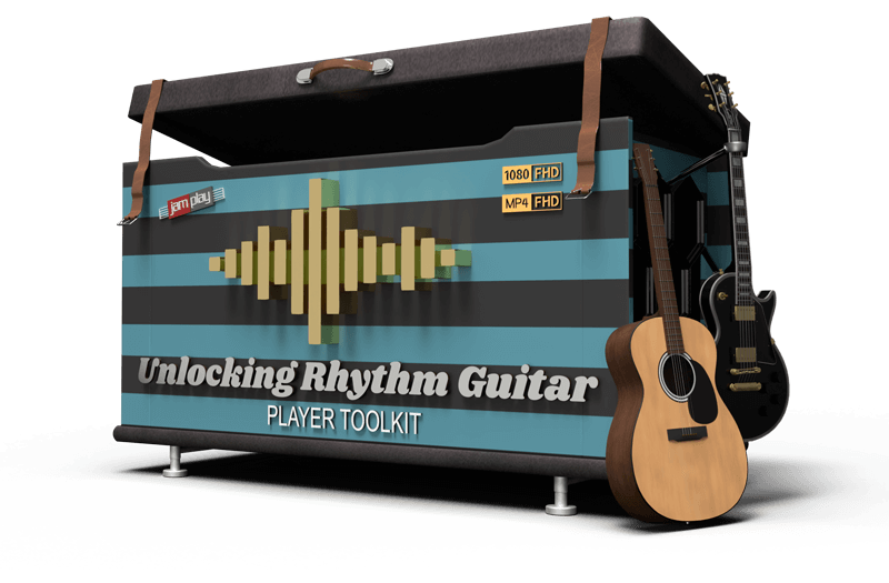 Unlocking Rhythm Guitar