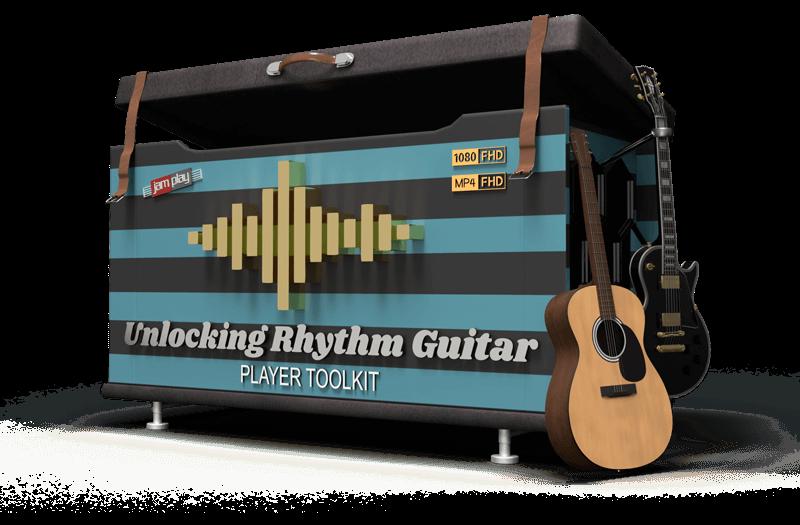 Unlocking Rhythm Guitar