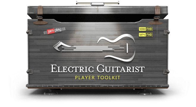 Electric Guitarist