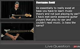 Interactive Live