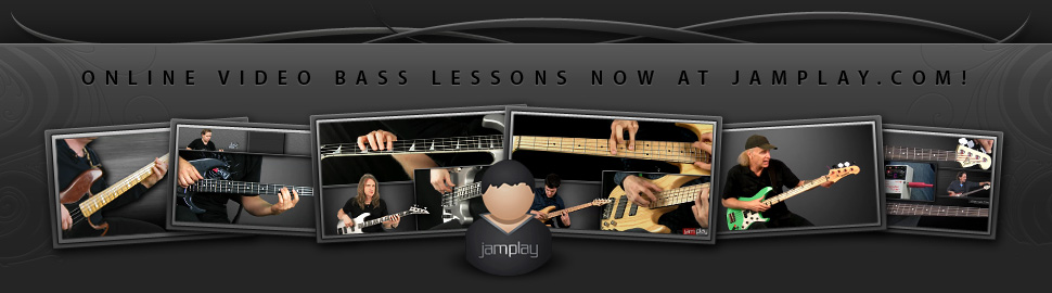 Online Lessons Now At JamPlay