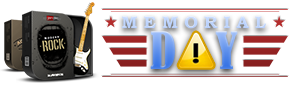Memorial Day Sale - Save 75%