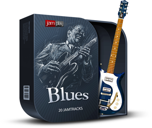 2016 Blues JamTrack Pack - Free