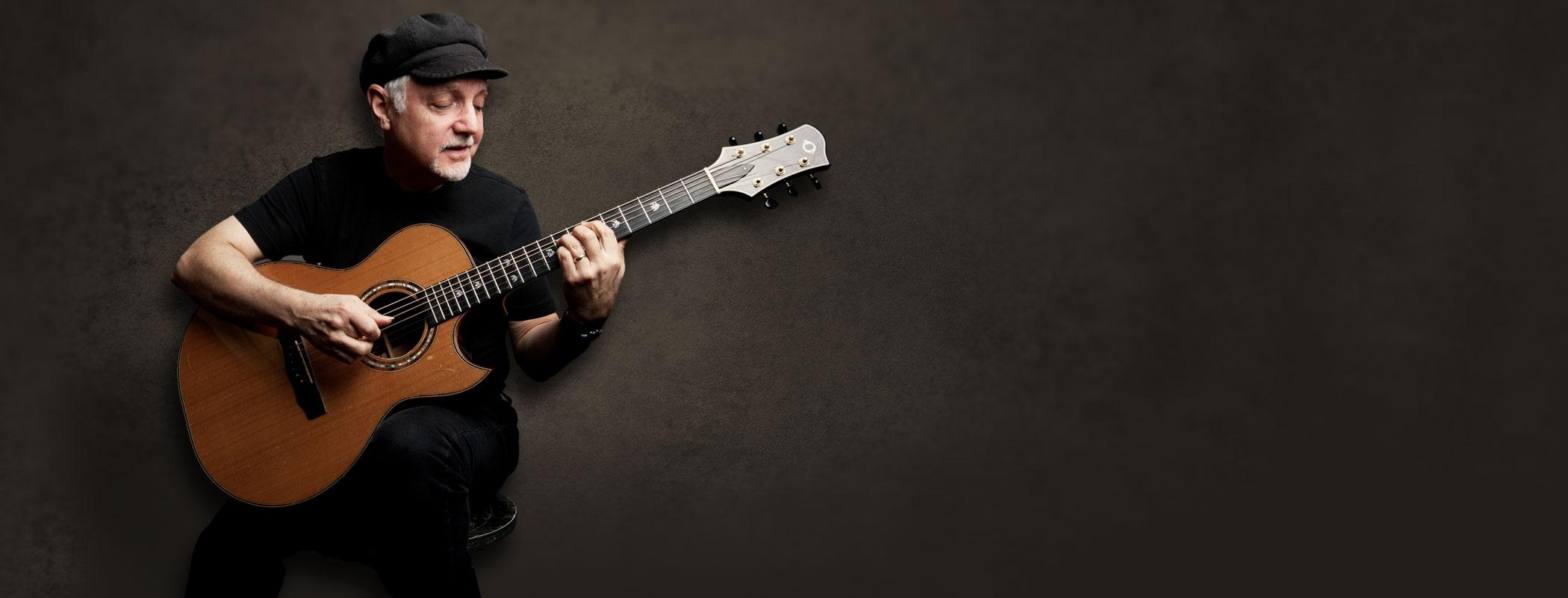 Phil Keaggy Guitar Lessons