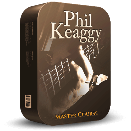 25% off Phil Keaggy Master Course