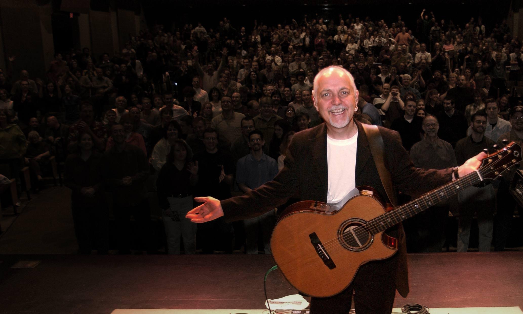 Phil Keaggy Guitar Master Class