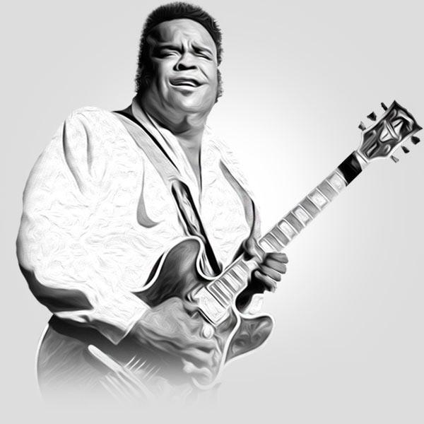 Learn Blues Guitar: B B  King, Freddie King, Albert King