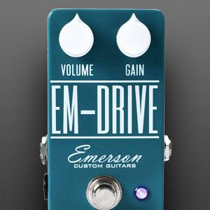 Emerson Custom EM-Drive Overdrive
