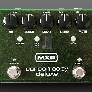 MXR Guitar Delay Effects Pedal