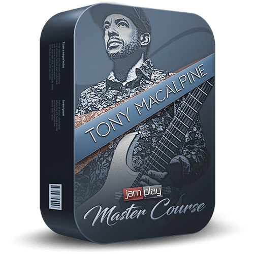 25% off Tony MacAlpine Master Course