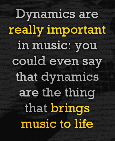 Importance of Dynamics