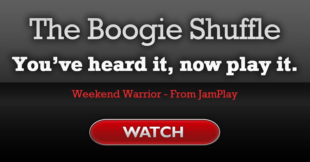 Blues Boogie Shuffle Licks for Guitarists