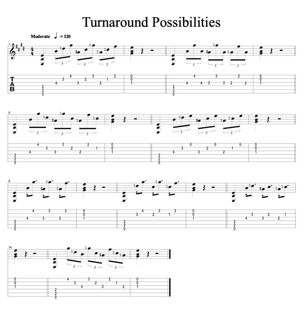 Blues Turnaround Possibilities