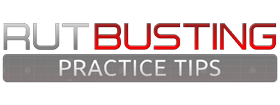 Rut Busting Practice Tips Guitar Course